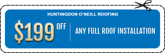 $199 OFF for Full Roof Installation