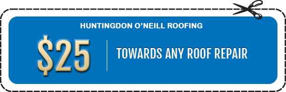 $25 OFF for Full Roof Installation